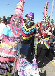 traditional cajun mardi gras costumes 13 best cajun mardi gras masks images on running