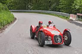 1954 maserati a6gcs vintage racing car maserati a6 gcs 1948 in rally mille miglia
