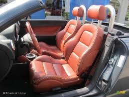 Optic Interiors Baseball Optic Interior 2005 Audi Tt 1 8t Quattro Roadster Photo