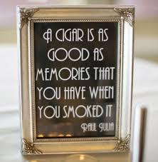 wedding reception quotes printable cigar bar quote sign wedding reception roaring