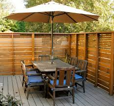Create Privacy In Backyard by 5 Ways To Create Privacy In A Small Backyard