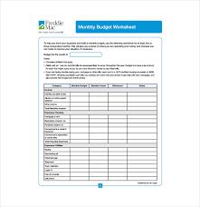 11 budget sheet templates u2013 free sample example format download