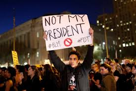 vigils and protests swell across u s in wake of trump victory