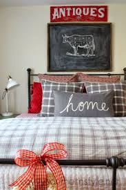red barn home decor red and gray bedroom epic grey about remodel home interiorn ideas