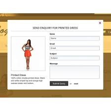 prestashop product enquiry form by magnigenie codecanyon