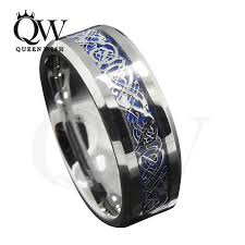 mens celtic wedding bands 2017 mens celtic wedding ring 8mm tungsten carbide wedding bands