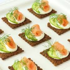 goats cheese canape recipes 10 best smoked salmon canapes recipes