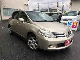 nissan tiida interior 2009 2008 nissan tiida 15m used car for sale at gulliver new zealand