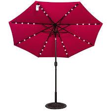 home depot umbrellas solar lights solar lighted umbrellas patio umbrella led lights unique outdoor