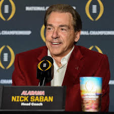 Nick Saban Resume If College Football Ever Added A Commissioner Who Would Be Good