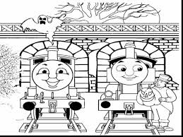 brilliant thomas and friends hiro coloring page with thomas the