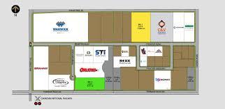 Industrial Floor Plan Remington Development Corporation Leasing Land Frontier