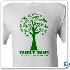 t shirt cafe family reunion tree designs