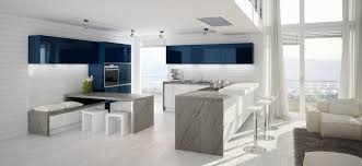 Musterhaus K Hen Awesome Hintergrundbilder Für Küchen Images House Design Ideas