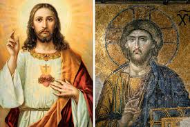 jesus ancient coin is and only portrait of of