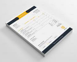 Pages Invoice Templates Invoice Template By Designstemplate Graphicriver