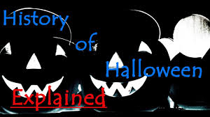 a brief history of halloween ancient origins youtube