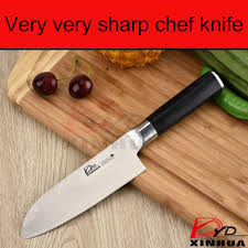 german kitchen knives ldz 7 inch chef knife german din1 4116 steel kitchen knives rosewood