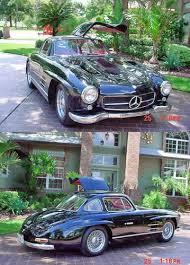 mercedes 300sl replica mercedes 300sl gullwing replica by speedster motorcars special
