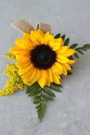 sunflower ribbon celebration flair summery sunflowers