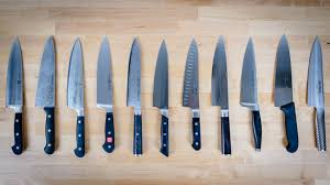 Kitchen Cutting Knives The Best Chef Knives For 2018 Reviews