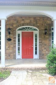 front porch decorating ideas front door makeover with behr