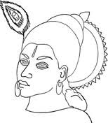 lord shiva coloring free printable coloring pages