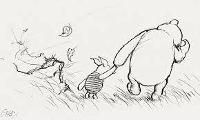 winnie pooh heads u0026a big winter exhibition books