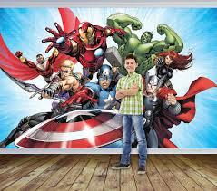 australia s largest range of murals on wallpaper marvel avengers wall murals