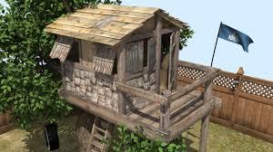 articles with backyard treehouse diy tag backyard tree house