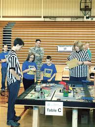 first lego league regional qualifying tournament held at