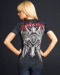 affliction signify reversible thermal shirt men u0027s tops buckle