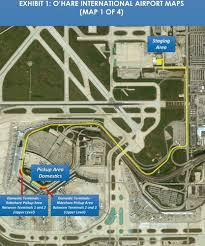 Chicago O Hare Terminal Map Chicago Ohare Airport To And From Chicago Downtown Chicago One
