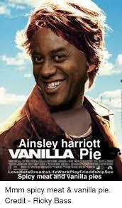 Ainsley Harriott Meme - ainsley harriott vanilla pie