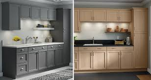 home depot unfinished kitchen cabinets in stock home depot hton or easthaven shaker unfinished wood