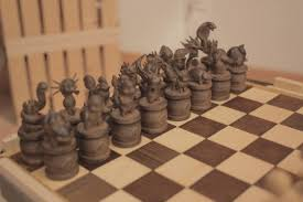 Diy Chess Set by Pokemon Chess Game Pieces Set Created Is The Ultimate 3d Print Project