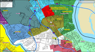 Charleston Sc Map Map Of North Charleston Elementary Schools Charleston Real