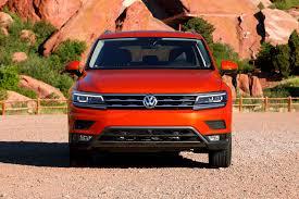 volkswagen mexico models first drive 2018 volkswagen tiguan automobile magazine