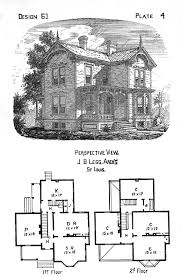 Victorian Home Floor Plan Old Victorian House Floor Plans Ahscgs Com