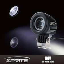 2 inch led spot light 2 inch 10w spot cree led light offroad round work l for truck