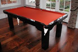 Pool Dining Table by Custom Pool Tables