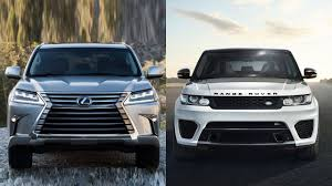 lexus sport plus 2017 price 2016 lexus lx vs 2016 range rover sport youtube