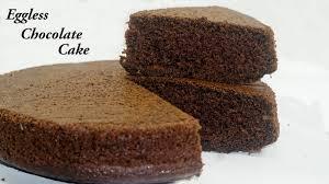 Chocolate Cake Recipe Eggless Chocolate Cake In Pressure Cooker