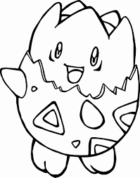 pokemon coloring pages togepi togepi coloring page throughout pages creativemov and pokemon