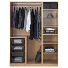 wardrobe pax wardrobe black brown 0383302 pe557267 s5 shocking