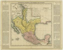 mexico map 1800 file mexico in 1822 jpg