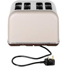Morphy Richards Accents Toaster Morphy Richards Accents 242102 4 Slice Toaster Pebble
