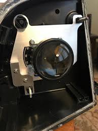 lexus of rockville detailing lx470 hid retrofit projector bracket clublexus lexus forum