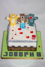 minecraft cake cakes rachel capstick cakes