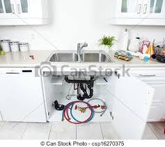 picture of kitchen sink pipes and drain plumbing kitchen sink